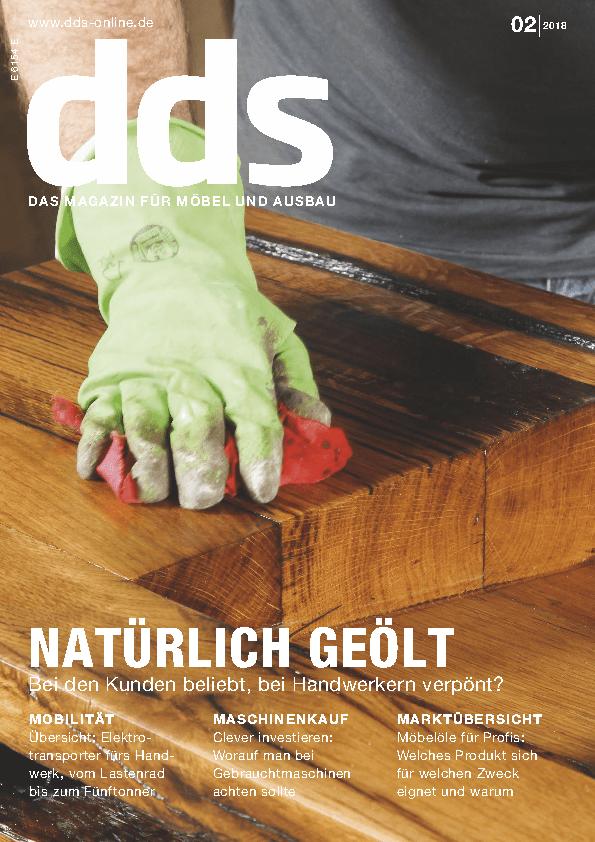 DER BESTE ZEITPUNKT IST JETZT!Kolumne in der dds Ausgabe 02/2018