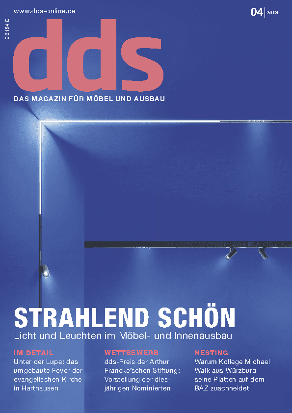 INFORMATION BRINGT MOTIVATION!Kolumne in der dds Ausgabe 04/2018