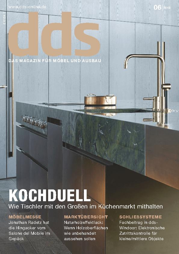 DDS-IMPULSTAG MIT ROLAND SCHRAUTKolumne in der dds Ausgabe 04/2018