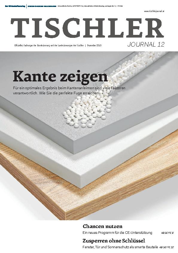PERSPEKTIVWECHSEL GEFRAGTInterview im Tischler Journal Österreich